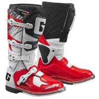 Gaerne Stivale Cross Fastback Endurance Rosso