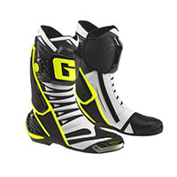 Gaerne Gp1 Evo White Black Yellow