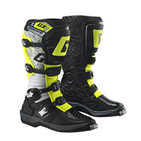 Gaerne Gx-1 Evo White Black Yellow