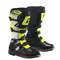 Gaerne Gx-1 Goodyear White Black Yellow