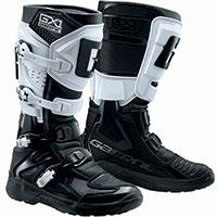 ゲールネ Gx1 エボ ブーツ ブラックホワイト