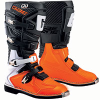 Gaerne Gxj Kid Boots Black Orange Kid