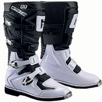 Gaerne Gxj Kid Boots Black White Kid