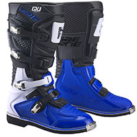 Gaerne Gxj Kid Boots Black Blue Kid