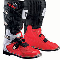 Gaerne Gxj Kid Boots Black Red Kid