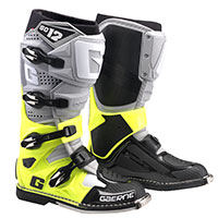 Gaerne Sg 12 Boots Grey Fluo Yellow Black