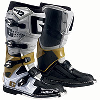 Gaerne Sg 12 Boots Grey Magnesium White