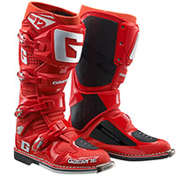 Gaerne Sg 12 Boots Solid Red