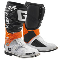Gaerne Sg-12 Black Orange White