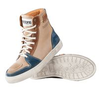 Helstons Basket C2 Anilline Shoes Beige