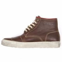 Helstons Basket C5 Aniline Shoes Brown