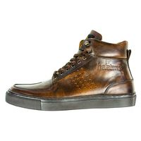 Helstons Glen Shoes Brown
