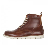 Helstons Holey Shoes Brown