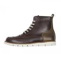 Helstons Liberty Shoes Brown Kaki
