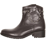 Helstons Texas Lady Shoes Black