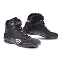 Ixon Assault Lady Black White Pink Fluo