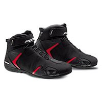 Ixon Gambler Wp Shoes Black Red