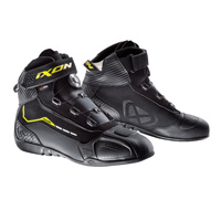 Ixon Soldier Evo Black Yellow