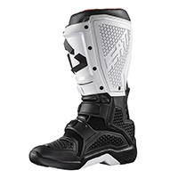 Leatt 5.5 Flexlock Boots white black