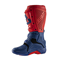 Leatt 5.5 Flexlock Boots royal blue red