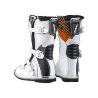 Oneal Rider Youth Boots White Kid