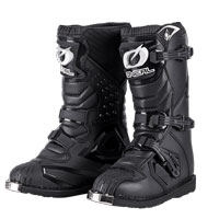 Oneal Rider Youth Boots Black Kid