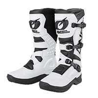 O'neal Rsx Boots Black White