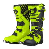 O'neal Rider Boots Yellow