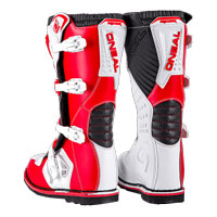 O'neal Rider Boots Red