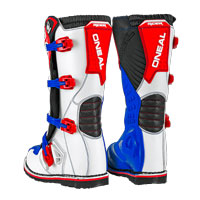 O'neal Rider Boots Red White