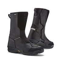 Rev'it Bottes Touring Compass H2o Noir