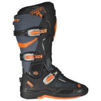 Arranque MX SCOTT 550 negro naranja