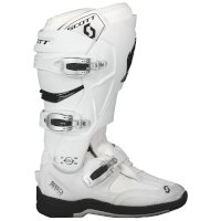 Arranque MX SCOTT 550 blanco