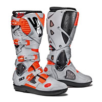 Sidi Crossfire 3 Srs Fluo Red-ash