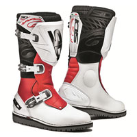 Sidi Trial Zero.1 White-red
