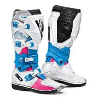 Sidi X-3 Lei Rosa-bianco-azzurro Donna