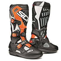 Sidi Atojo Srs Boots Black Fluo Orange