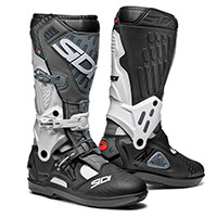 Sidi Atojo Srs Boots White Black Grey