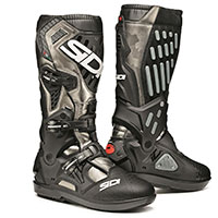 Sidi Atojo Srs Boots Lead Grey Black