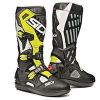 Sidi Atojo Srs Boots Black Fluo Yellow