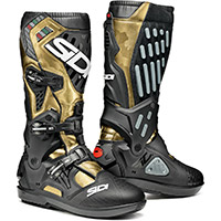 Sidi Atojo Srs Boots Ltd Camo Gold Black