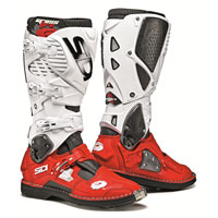 Sidi Crossfire 3 Boots Black White Red