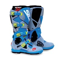 Sidi Crossfire 3 Srs Limited Edition Light Blue