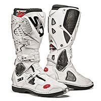 Sidi Crossfire 3 White Boots