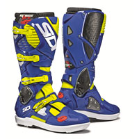 Sidi Crossfire 3 Srs Fluo Yellow Blue