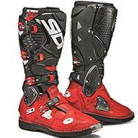 Sidi Crossfire 3 Boots Red Black