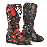 Sidi Crossfire 3 Red Black Boots