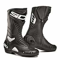 Sidi Performer Boots Black White