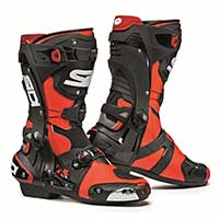 Sidi Rex Boots Black Red
