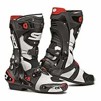 Sidi Rex Air Boots White Black